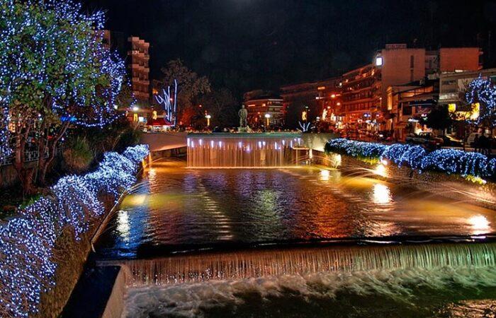 Новый год 2021 (31декабря – 1-2 января): Трикала (ярмарка «Мельница эльфов»), Касторья, Мецово